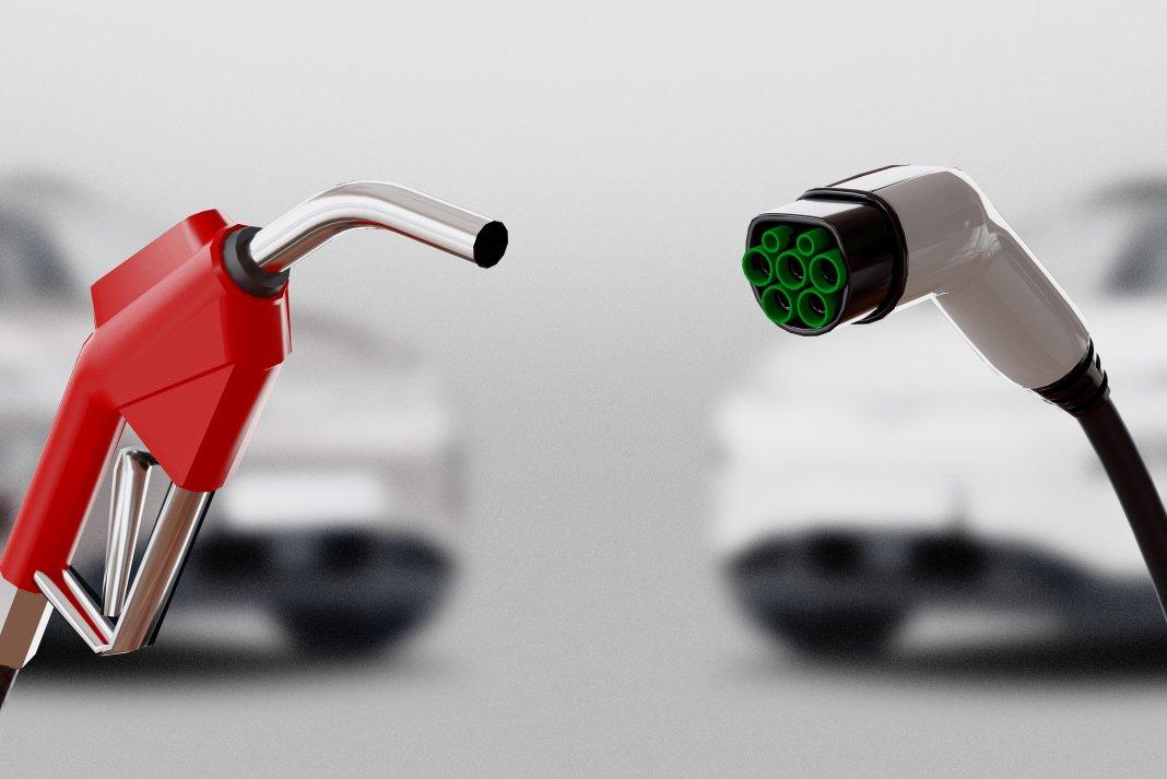 diesel petrol vs electric for vehicles